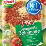 Fix Spaghetti Bolognese - Numer 1 w Polsce!