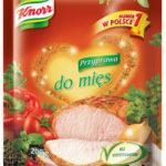 Przyprawa do mięs Knorr Numer 1 w Polsce - Przyprawiaj po mistrzowsku!