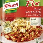 Makarony na stół! Oto nowe Fixy Knorr