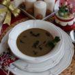 Zupa grzybowa - tradycyjna potrawa wigilijna