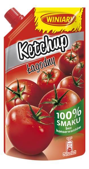 Ketchup Lagodny WINIARY