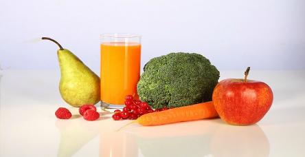 warzywa owoce soki