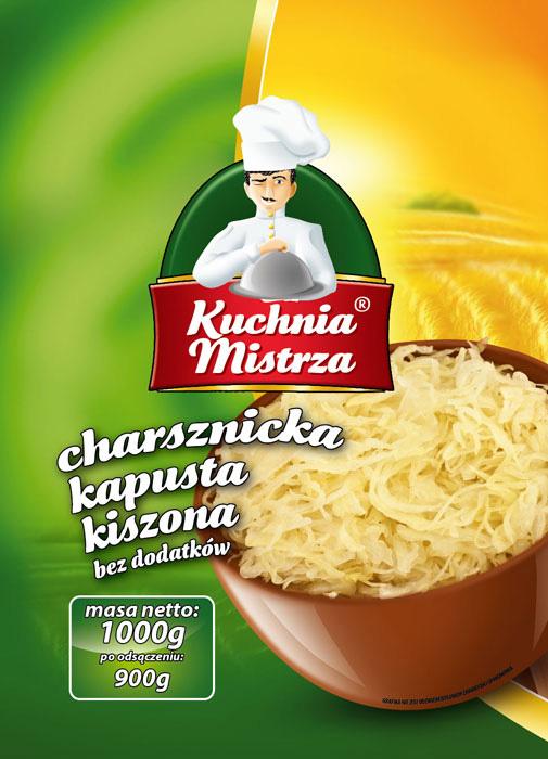 Kuchnia Mistrza charsznicka kapusta kiszona_ Gospodarstwo Warzywnicze Andrzej Pero_