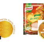Złoty Paragon 2015 - produkty Knorr znów nagrodzone