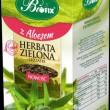 BiFIX zielona z aloesem herbata liściasta