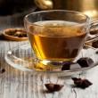 Przepis na rozgrzewającą herbatę