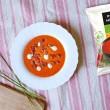 Zupa krem z czerwonych warzyw
