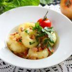 Nudel zupa, karminadle, a na deser moczka, czyli kuchnia po śląsku