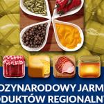 Noworoczny Międzynarodowy Jarmark Produktów Regionalnych w CH Blue City