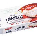 Makrela w puszce w zupełnie nowych smakach od Graal®
