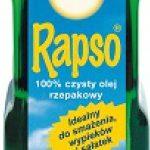 Wiosenne grillowanie z olejem Rapso