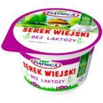 Serek Wiejski bez laktozy od OSM Piątnica - smaczny element zdrowej diety