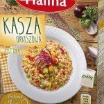 Kasze marki Halina pyszny składnik wiosennych sałatek