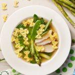 Propozycja eksperta kulinarnego Lubelli - zupa z mini kokardek