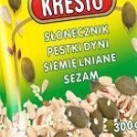Nowość w ofercie marki Kresto – mieszanki nasion w 5 smakach