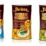 Wafle ryżowe marki Britta – idealne w trakcie wakacyjnych podróży