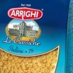 Drobne formy makaronu Arrighi – idealne do lekkich potraw