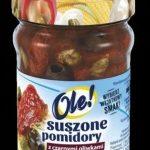 OLE! Suszone pomidory… na bogato!