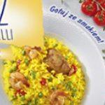 Ryż do paelli marki Halina – sposób na danie w hiszpańskim stylu
