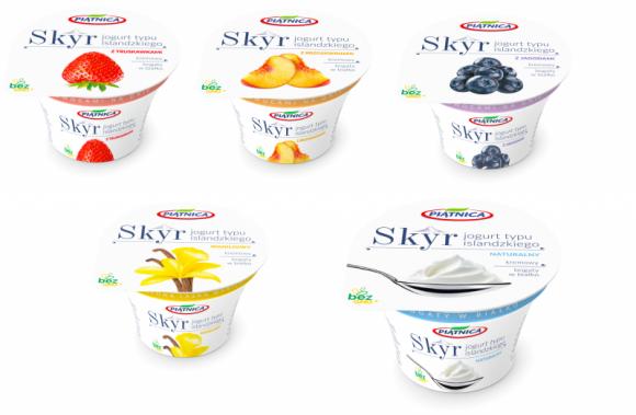 Nowość! Skyr - islandzki specjał w ofercie OSM Piątnica! LIFESTYLE, Żywienie - W ofercie OSM Piątnica pojawił się nowy jogurt. Skyr - to wytwarzany według tradycyjnej receptury, uwielbiany m.in. w Europie i Stanach Zjednoczonych, islandzki wyrób mleczarski.