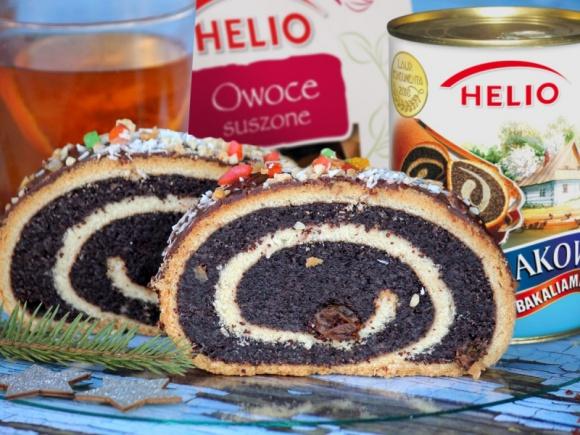 Przepis last minute na świąteczną struclę makową LIFESTYLE, Żywienie - Makowiec to świąteczne ciasto przygotowywane najczęściej w przeddzień Wigilii, bez którego nie można sobie wyobrazić świąt Bożego Narodzenia...