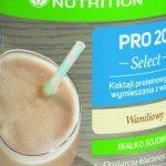 PRO 20 Select – nowy koktajl dla wegetarian, który przyrządzisz wszędzie