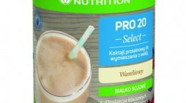 PRO 20 Select – nowy koktajl dla wegetarian, który przyrządzisz wszędzie LIFESTYLE, Żywienie - Herbalife wprowadza do swojej oferty nowy produkt PRO 20 Select, koktajl proteinowy, do którego przygotowania wystarczy jedynie woda.