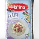 Płatki owsiane marki Halina – niezastąpiony składnik zimowych śniadań