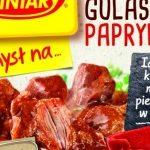 POMYSŁ NA… Gulasz pieczony w sosie - odkryj nowość marki WINIARY!