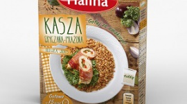 Kasza gryczana marki Halina – sposób na tradycyjny smak w kuchni LIFESTYLE, Żywienie - Kasza gryczana od lata gości na polskich stołach z powodzeniem zaspokajając podniebienia konsumentów.