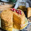 Nie zapomnij o tradycji - bakaliowy tort