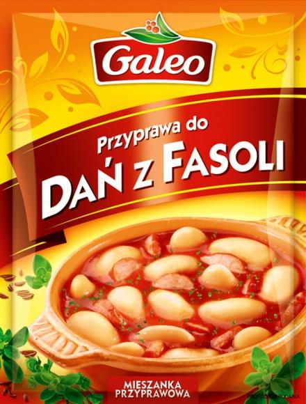 Pachnąca grochówka z Galeo LIFESTYLE, Żywienie - Jedną z popularnych polskich zup jest grochówka. Jej smak doskonale podkreśli aromatyczna przyprawa do dań z fasoli Galeo.