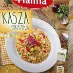 Kasza orkiszowa marki Halina