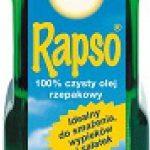 Wiosenne gotowanie z olejem Rapso