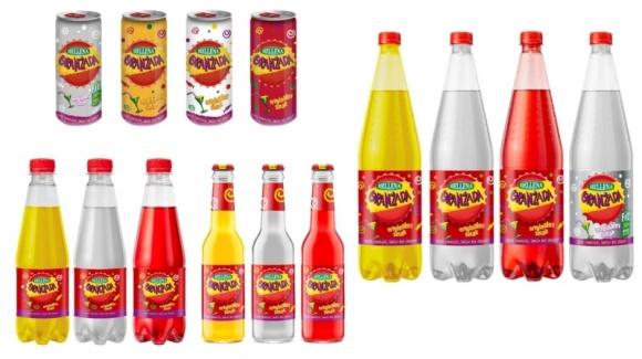 Oranżada Hellena w nowej odsłonie LIFESTYLE, Żywienie - Oranżada Hellena odświeża swój wizerunek. Na etykietach i opakowaniach wszystkich produktów marki, pojawi się charakterystyczne logo w formie kapsla. Produkty z nowymi grafikami, będą dostępne w sprzedaży już wiosną.