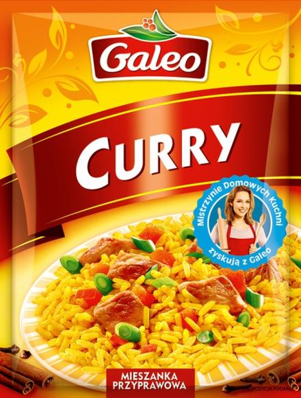 Curry – odrobina egzotyki w domowej kuchni LIFESTYLE, Żywienie - Curry to orientalna kompozycja przypraw, która na stałe zagościła w polskiej kuchni. Cenimy ją za wspaniały aromat, wyrazisty smak… i uniwersalność. Galeo podpowiada, jak wykorzystać ją w kuchni.