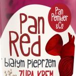 Pan Red – nowa wiosenna zupa krem marki Pan Pomidor&Co