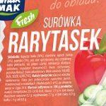 """Surówka """"Rarytasek"""" SmakMAK Fresh – ulubione warzywa w nowej odsłonie"""
