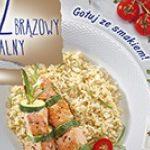 Ryż naturalny brązowy Halina – sposób na wartościowy posiłek