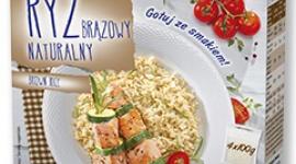 Ryż naturalny brązowy Halina – sposób na wartościowy posiłek LIFESTYLE, Żywienie - Brązowy ryż zawdzięcza swoje niepowtarzalne właściwości sposobowi jego przetwarzania.