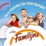 Niech uniosą Cię marzenia - loteria marki Familijne