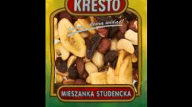 Kresto Mieszanka studencka – idealna przekąska na lato LIFESTYLE, Żywienie - Mieszanka studencka to prawdziwa bomba odżywcza i smakowa.