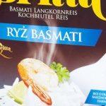 Ryż basmati marki Britta – najszlachetniejszy z ryżów