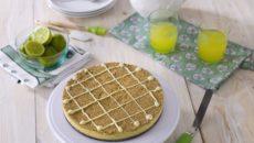 Ciasta bez pieczenia _tarta_limonkowa_materiały prasowe Thermomix