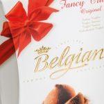 Słodki upominek prosto z Belgii