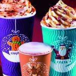 Costa Coffee spełnia życzenia o rozgrzewających Świętach