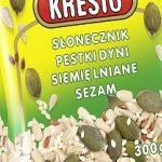 Mieszanki bakalii oraz ziaren od marki Kresto – zdrowa przekąska na karnawałowe
