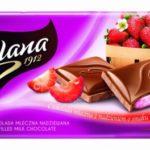 Truskawka i karmel - dwie nowe tabliczki od Goplany