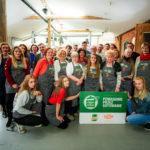 """Knorr i Fundacja Samodzielność od Kuchni w akcji """"Pomaganie przez gotowanie"""" Wielkanocne warsztaty kulinarne dla wychowanków domów dziecka"""