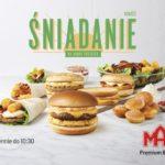 Wiosenny powiew nowości – MAX Premium Burgers wprowadza Menu Śniadaniowe